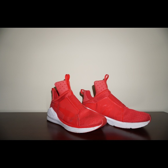 4bb4ff19e60b4d Puma Shoes - Puma fierce in red
